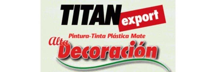 PINTURA TITAN EXPORT