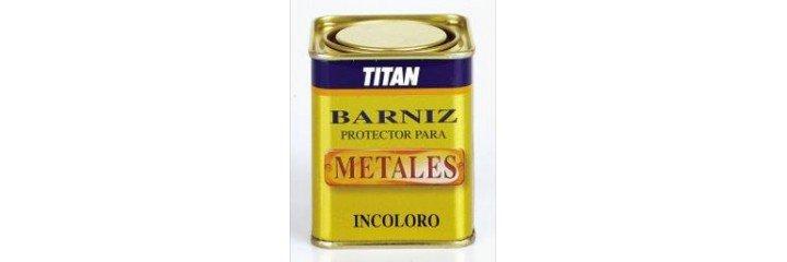 BARNIZ PARA METALES