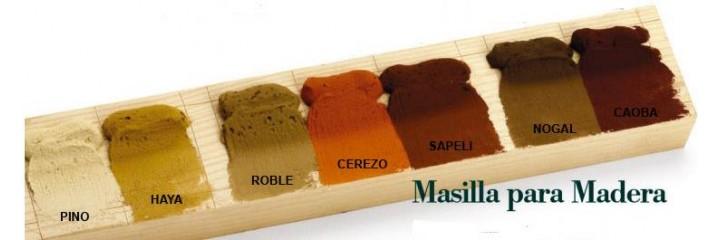 Masillas para madera droguer a rodenas - Masilla para reparar madera ...